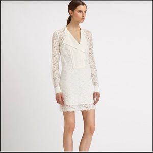 BCBGMAXAZERIA Lace Dress